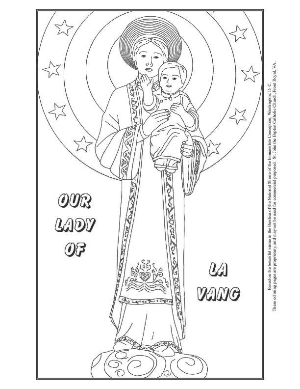 Simeon Recognizes Jesus Coloring Page | Jesus coloring pages ... | 792x612